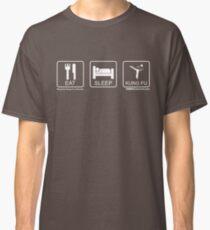 Eat. Sleep. Kung Fu Classic T-Shirt