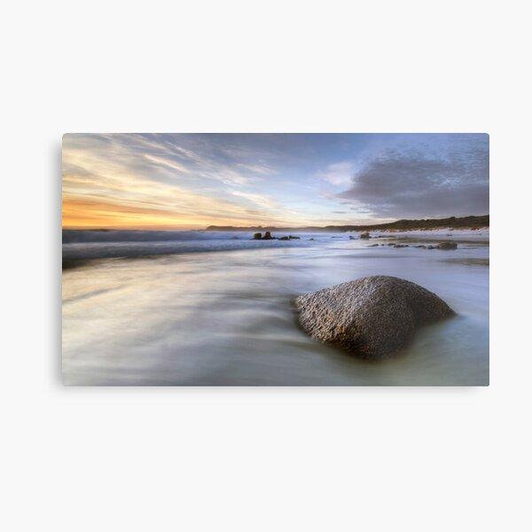 Dawn on the East Coast of Tasmania Metal Print