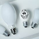 His 'brightest' idea! by Vanessa Dualib