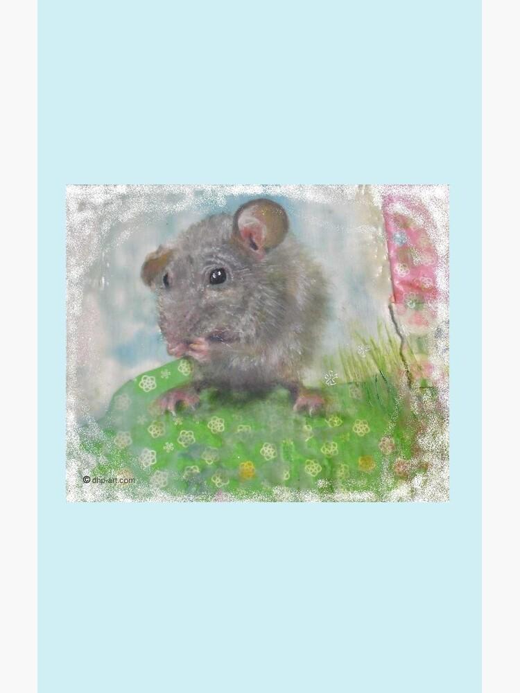 Mouse #1 © Deborah Howard-Page by dhp-art