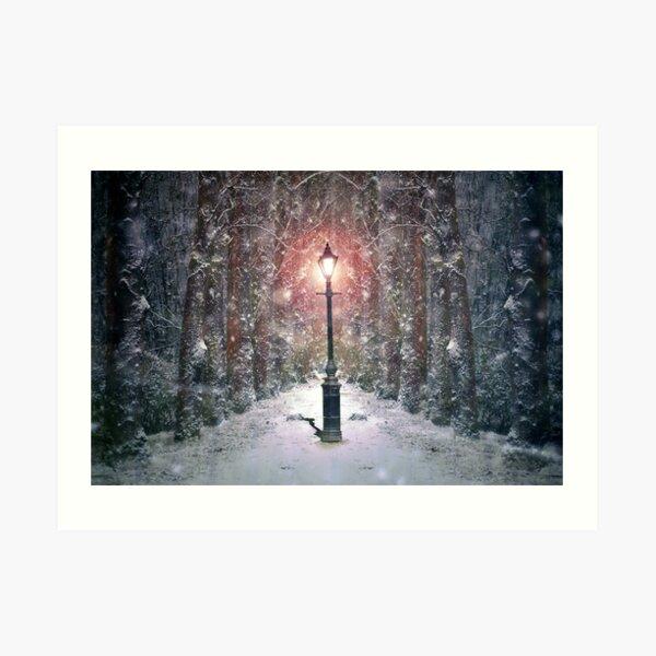 This way to Narnia - 2019 Art Print