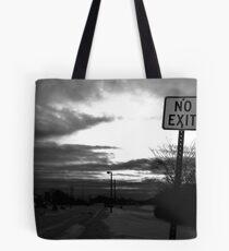 No Exit - Oakville  Tote Bag