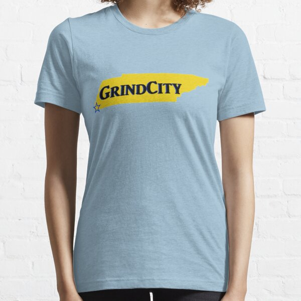 Memphis Tennessee Basketball Grind City Design Essential T-Shirt