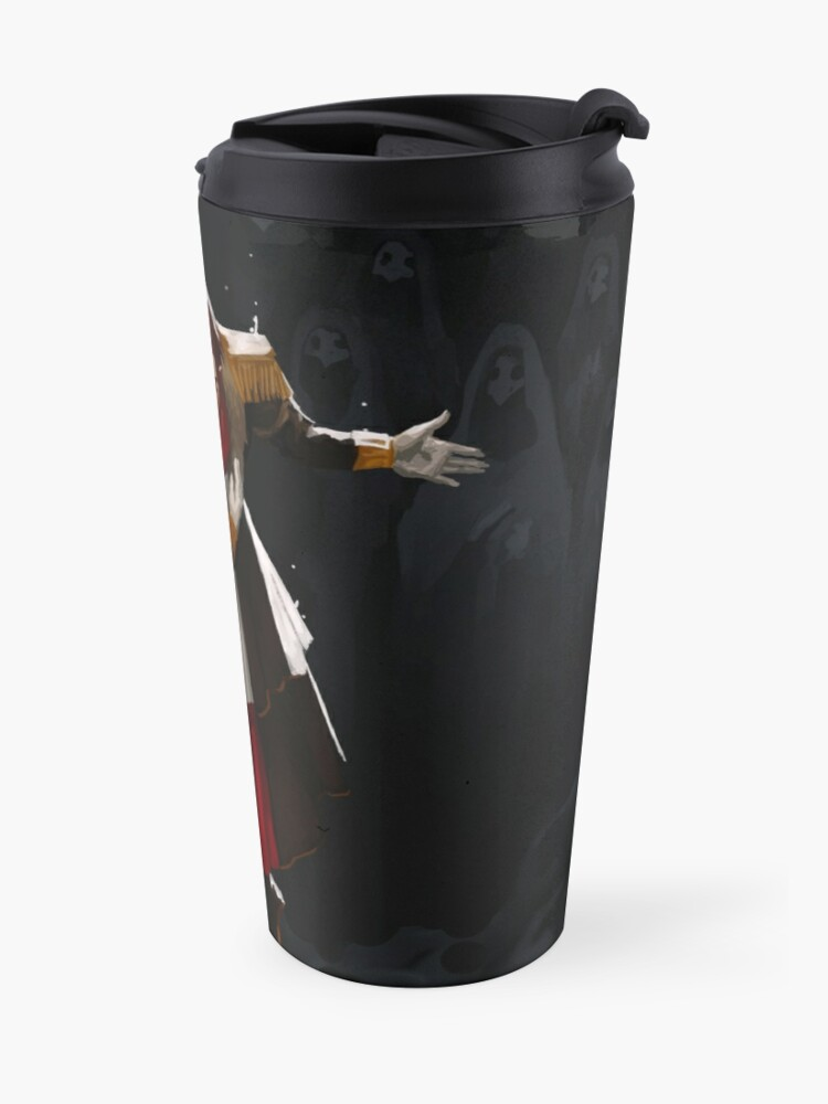 Alternate view of Curtain call Travel Mug