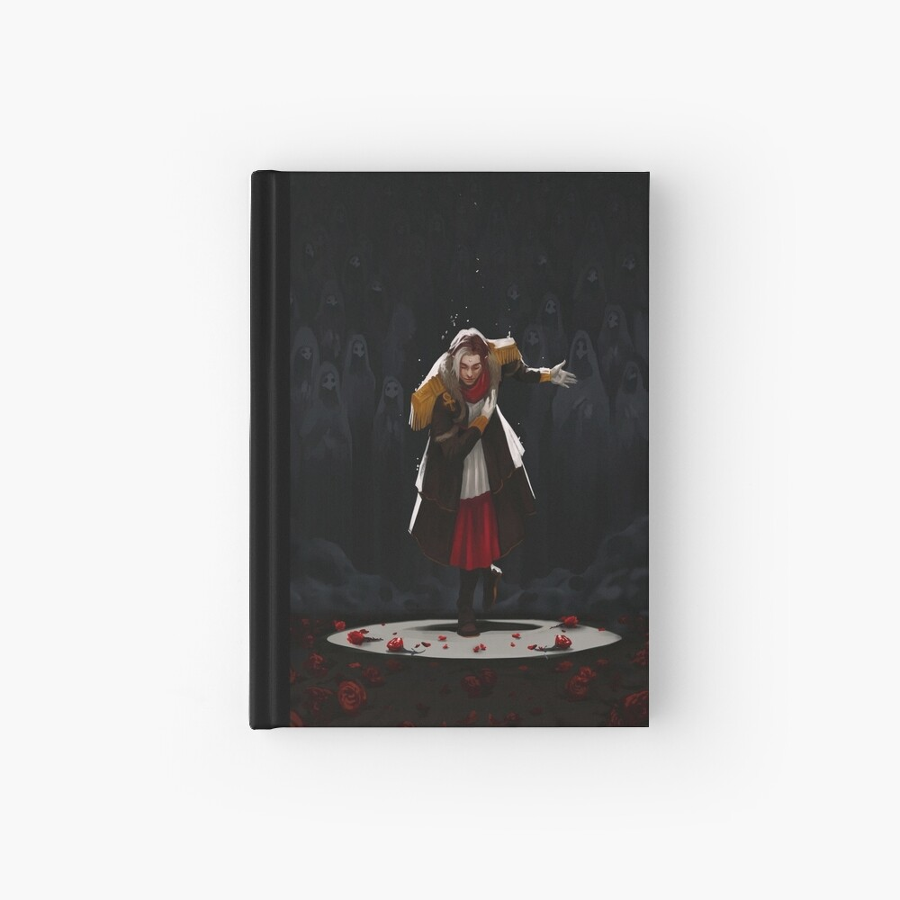Curtain call Hardcover Journal