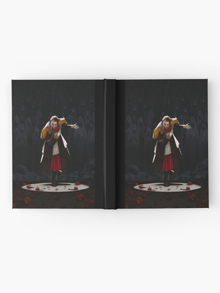 Alternate view of Curtain call Hardcover Journal