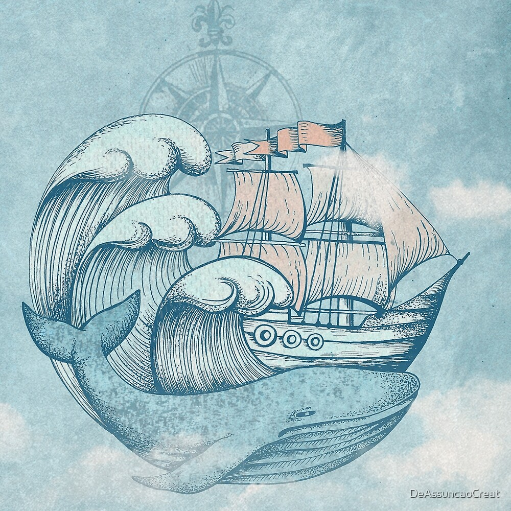 Ship  by DeAssuncaoCreat