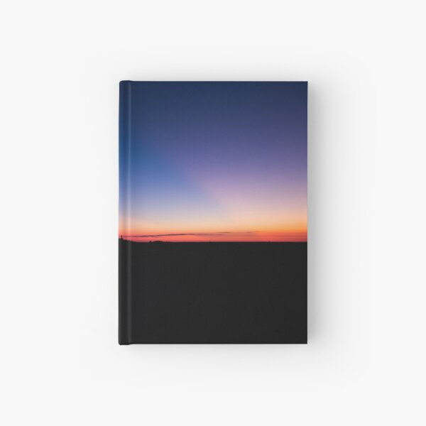 Sunset at the Highland Lighthouse Hardcover Journal