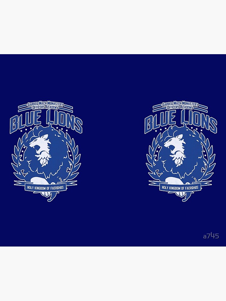 Blue Lions Class by a745