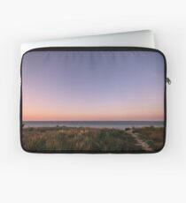 Beautiful Sunset at the Beach Laptop Sleeve