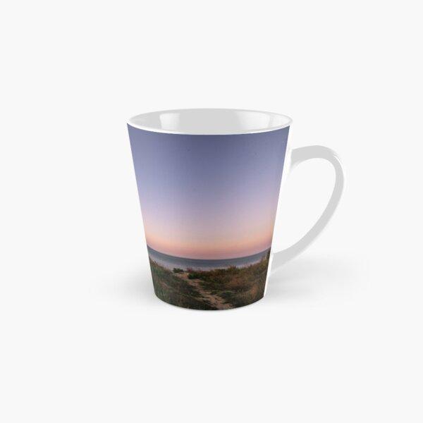 Beautiful Sunset at the Beach Tall Mug