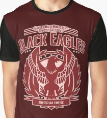 Black Eagles Class Graphic T-Shirt