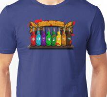 Zombies beware Unisex T-Shirt