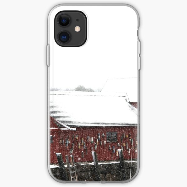 Motif #1 in the Winter iPhone Soft Case