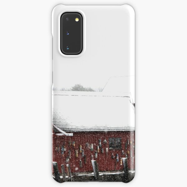 Motif #1 in the Winter Samsung Galaxy Snap Case