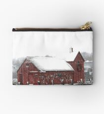 Motif #1 in the Winter Studio Pouch