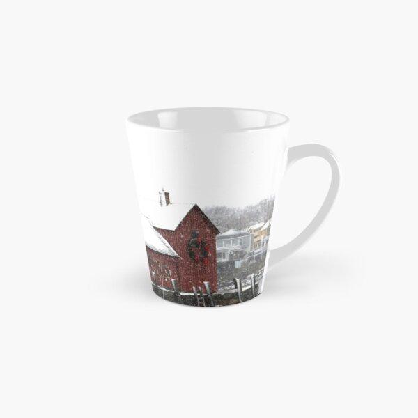 Motif #1 in the Winter Tall Mug