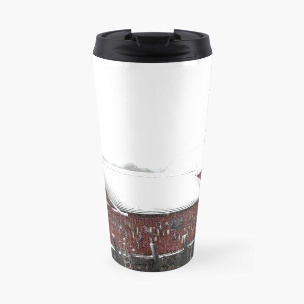 Motif #1 in the Winter Travel Mug