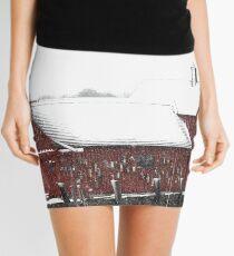 Motif #1 in the Winter Mini Skirt