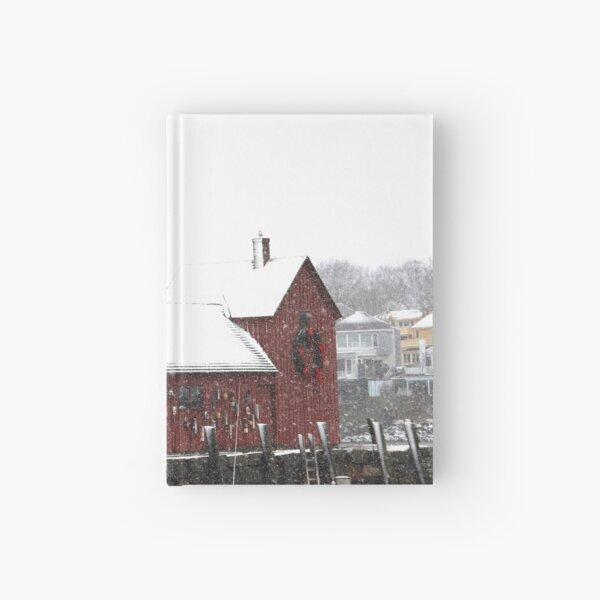 Motif #1 in the Winter Hardcover Journal
