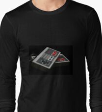 Nintendo Controllers Long Sleeve T-Shirt