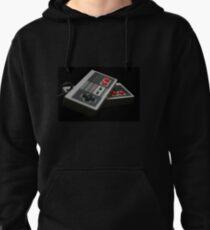 Nintendo Controllers Pullover Hoodie