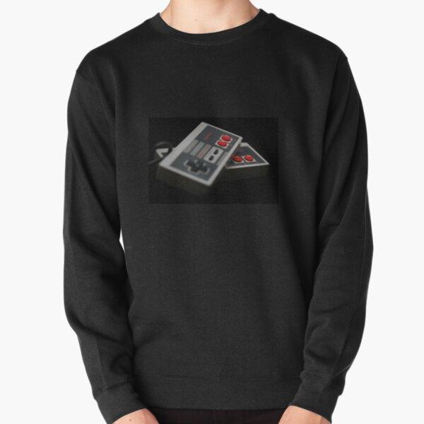 Nintendo Controllers Pullover Sweatshirt