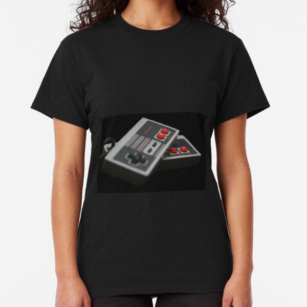 Nintendo Controllers Classic T-Shirt