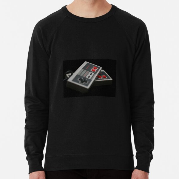 Nintendo Controllers Lightweight Sweatshirt