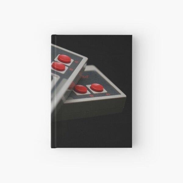 Nintendo Controllers Hardcover Journal