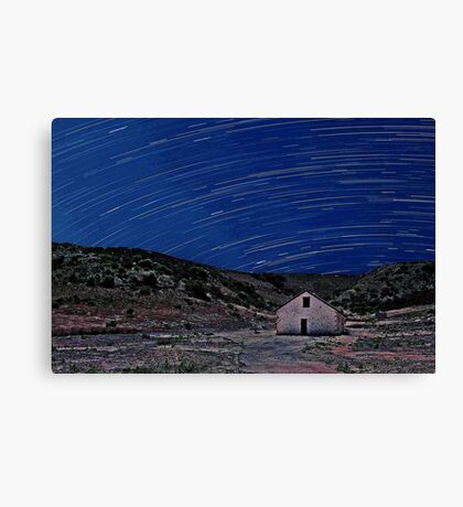 Lynton Convict Station - Gregory Western Australia Canvas Print