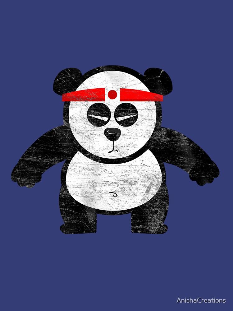 PANDA ACTION | Unisex T-Shirt