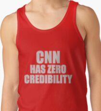 CNN HAS ZERO CREDIBILITY Tank Top