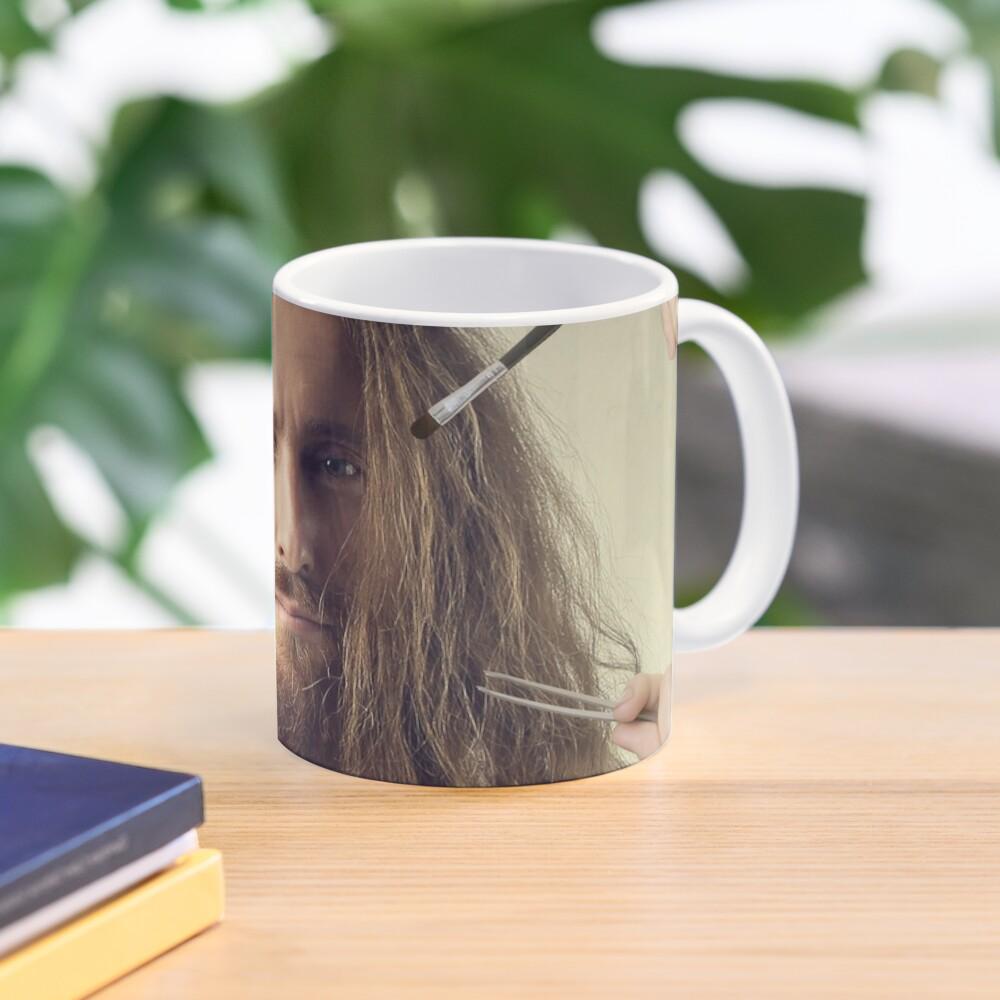 Marketing The Messiah Poster Mug