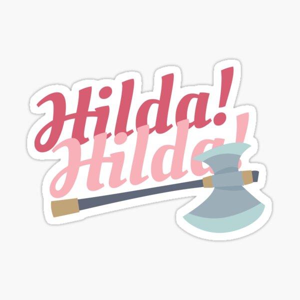 Hilda! Hilda! (Fire Emblem: Three Houses) Sticker