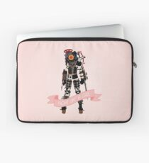 Fight Like a Girl: Big Sister Laptop Sleeve