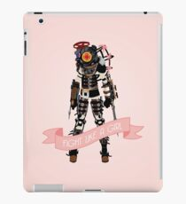Vinilo o funda para iPad Fight Like a Girl: Big Sister