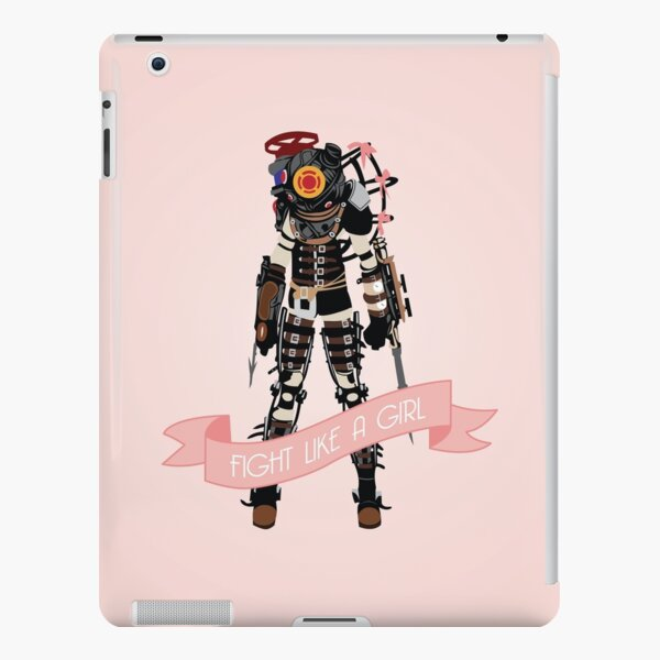 Fight Like a Girl: Big Sister iPad Snap Case