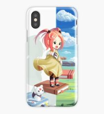 Tower of Wisdom iPhone Case