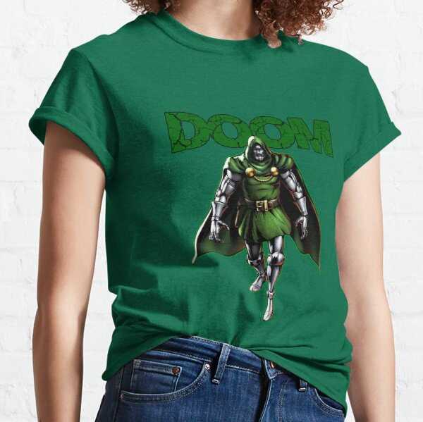 Dr. Victor Von Doom: Standing Tall Classic T-Shirt