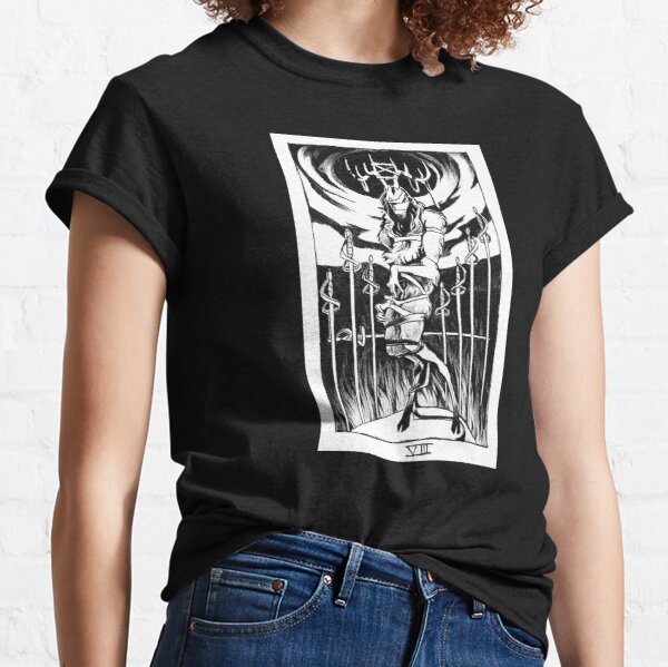 The Eight of Swords Classic T-Shirt