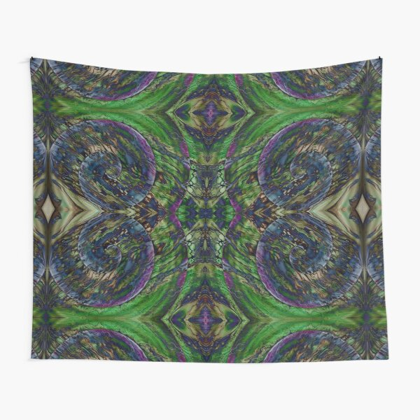 Involution Flow Tapestry