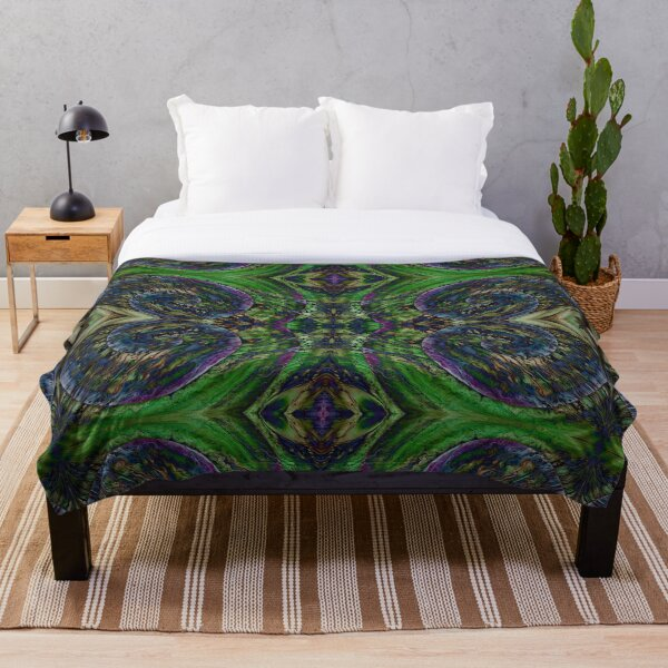 Involution Flow Throw Blanket