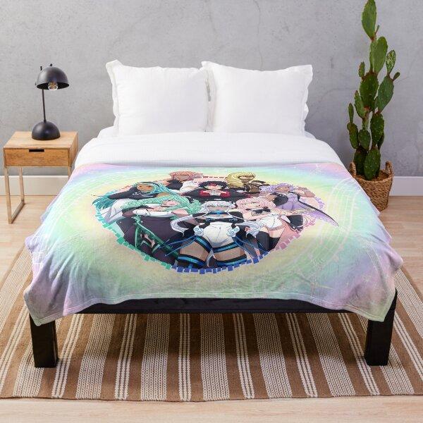 OGIENOID - IRIS Forever! Throw Blanket