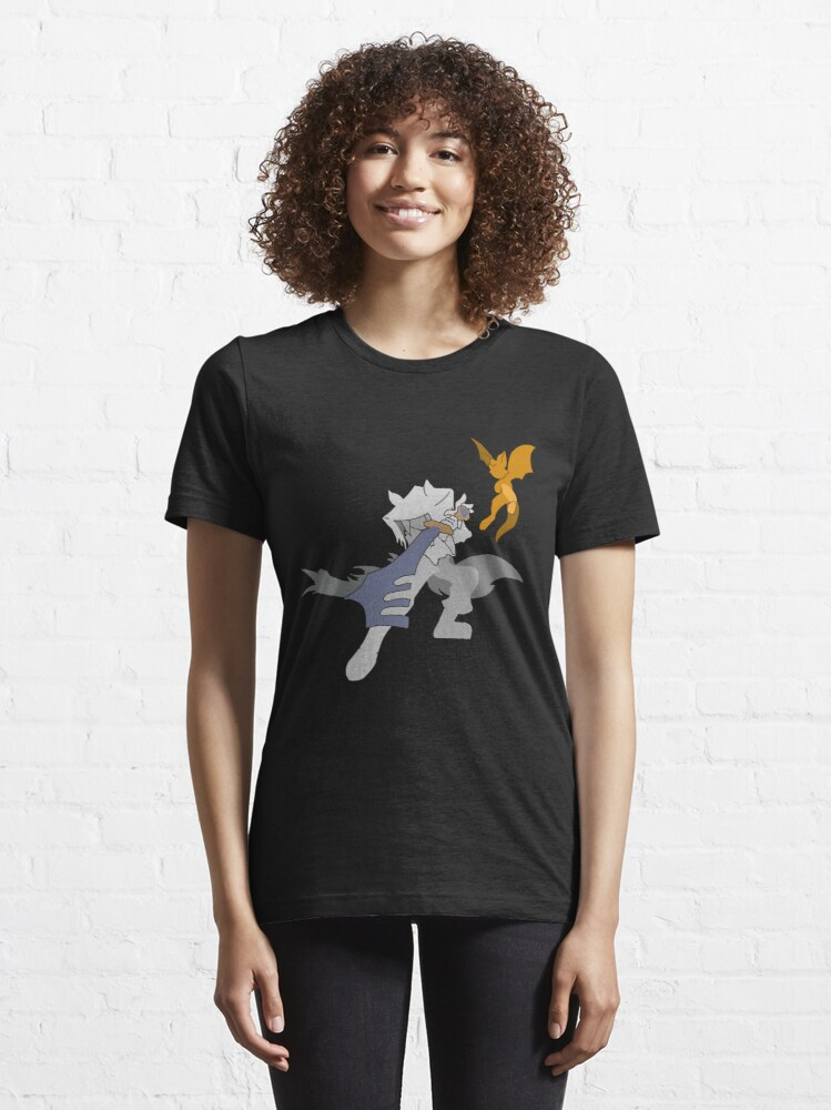 Alternate view of Dust an Elysian Tail Essential T-Shirt