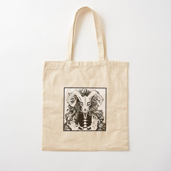 The Shapeshifter Cotton Tote Bag