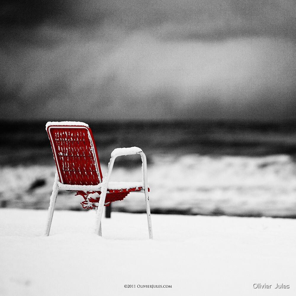 Sea Snow by Olivier  Jules