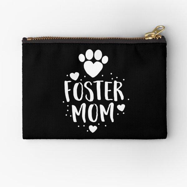 Dog Mom Zipper Pouch