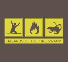 Hazards of the Fire Swamp