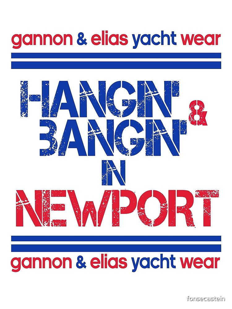 Hangin' & Bangin' in Newport - Gannon / Elias by fonsecastein